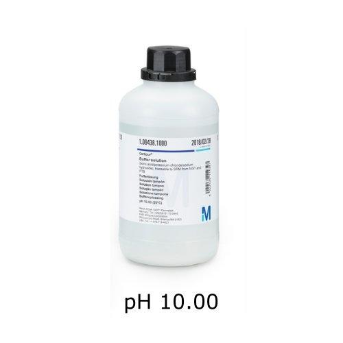 Calibration Buffer solution pH 10.00 (1 lt) #109438 Merck