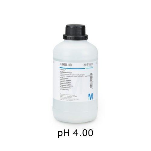 Calibration Buffer solution pH 4.00 (1 lt) #109435 Merck