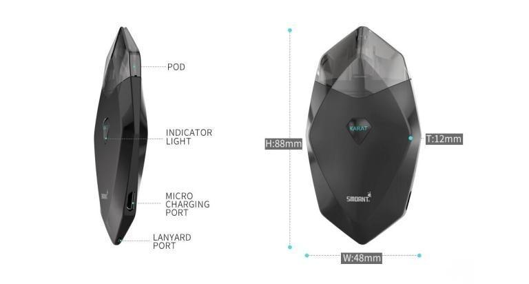 Smoant Karat Kit 370mAh Pod System Kit