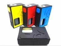 S Rabbit Style Squonk Mechanical Box Mod