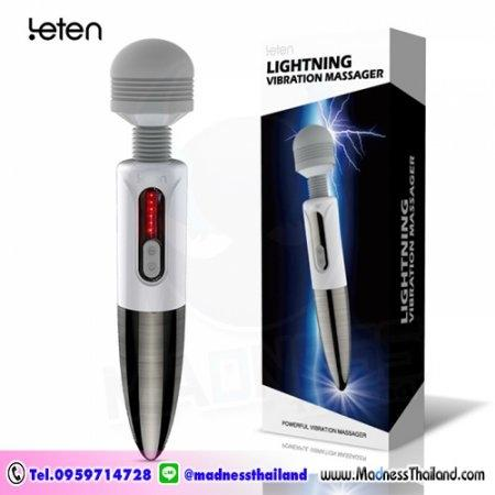 เครื่องนวด Av Leten Lightning Huge Head Powerful Vibration Massager