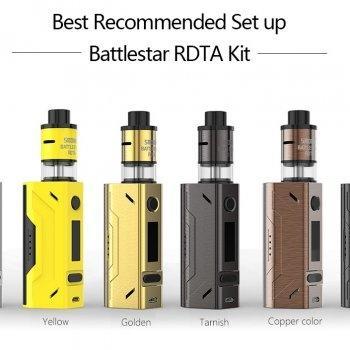 Smoant Battlestar Rdta kit 200w [ แท้ ]