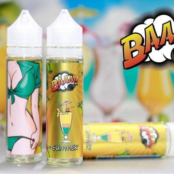 BAAM Summer 60ml [ เย็น ]