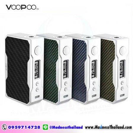 VooPoo DRAG 157W - Carbon Fiber [ แท้ ]