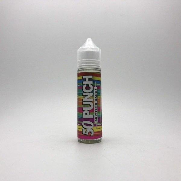 50 Punch Skittle Candy 60ml