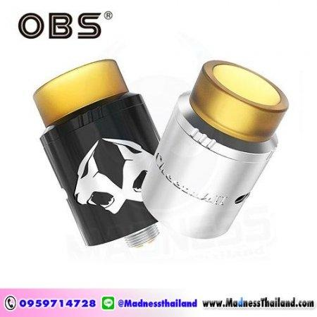OBS Cheetah II RDA 22mm [ แท้ ]