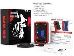 Smoant Rabox Mini 120W Box Mod [ แท้ ]