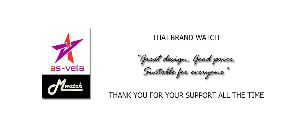 Thank you for your support all the time / Mwatch Shop