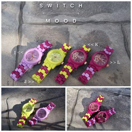 MW384 Series Switch M o o d ( Ladies )