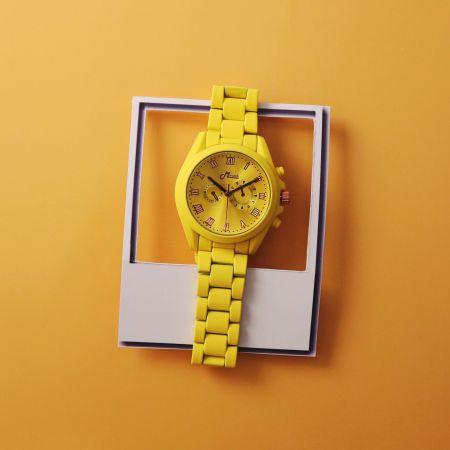 MW383 Matt Series Roman นาฬิกาหน้าปัดเลขโรมัน