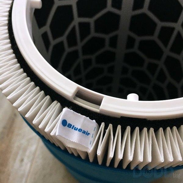 Blueair ไส้กรอง Particle+Carbon สำหรับรุ่น Pure411