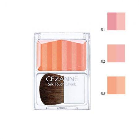 CEZANNE Silk Touch Cheek