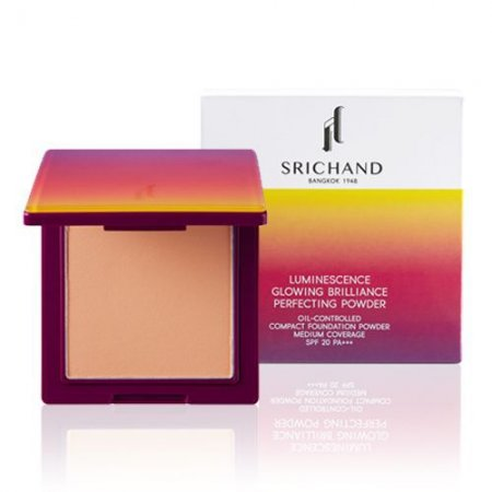 SRICHAND LUMINESCENCE Glowing Brilliance Perfecting Powder