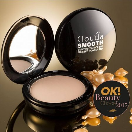 CLOUDA Smooth & Stay Pressed Powder