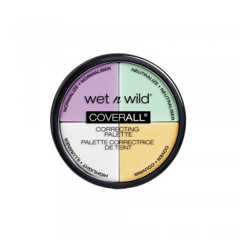 Wet n Wild Cover All Concealer Palette #61462