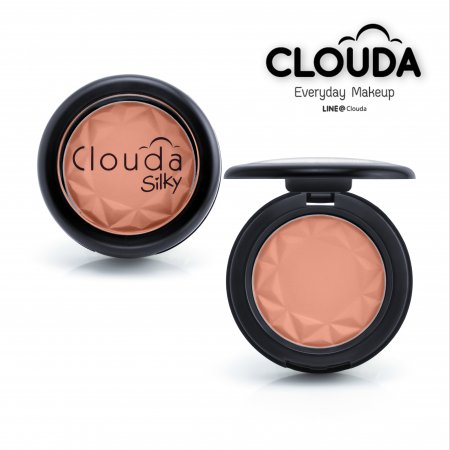 CLOUDA Silky Blush