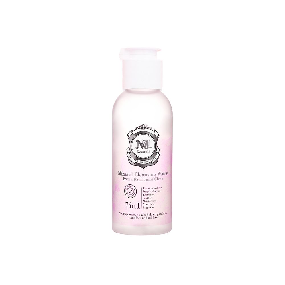 NU FORMULA Mineral Cleansing Water Extra Fresh and Clean 100ml