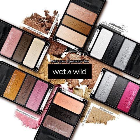 Wet n Wild Color Icon Eyeshadow Trio