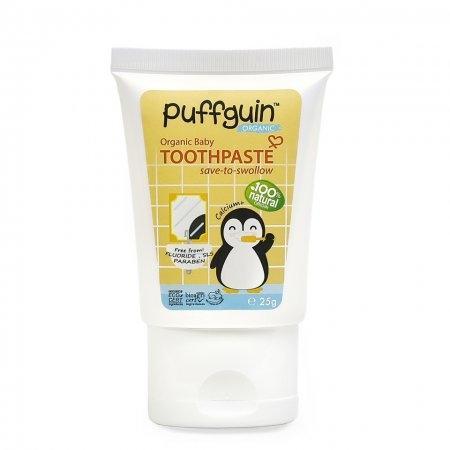 Organic Baby Toothpaste ยาสีฟันออร์แกนิค