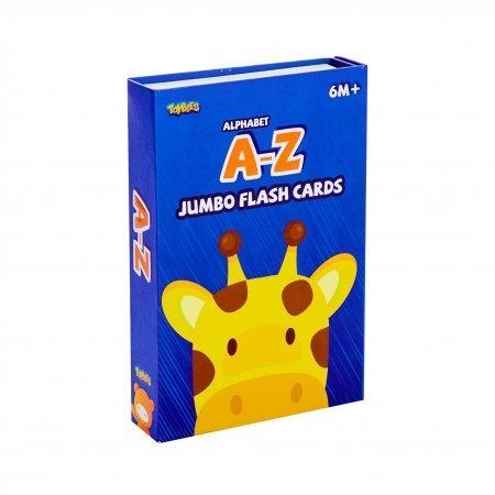 Jumbo Flash Card : A-Z (บัตรคำยักษ์ : หมวด A-Z)