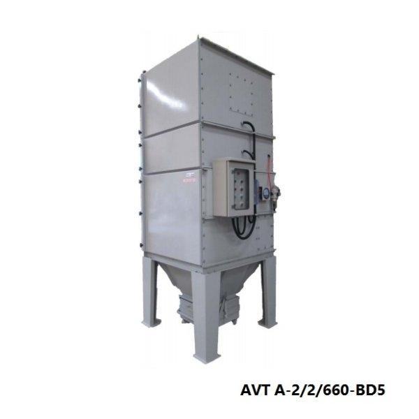 Dust collector เครื่องดักฝุ่นอุตสาหกรรม AVT A-2/2/660-BD5
