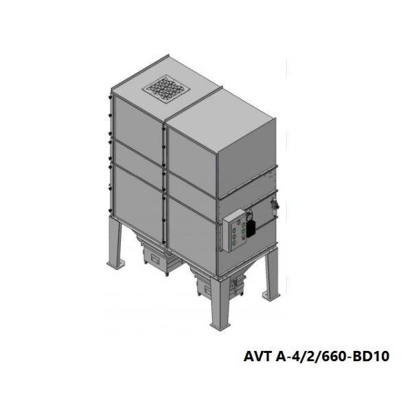 AVT A-4/2/660-BD10