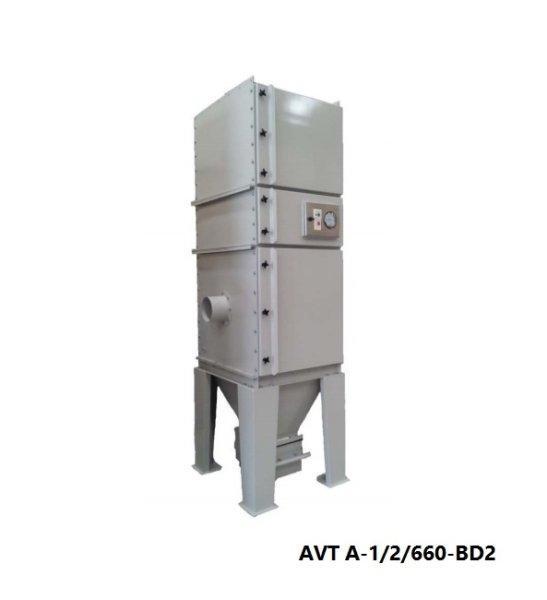 Dust collector เครื่องดักฝุ่นอุตสาหกรรม AVT A-1/2/660-BD2 Booth/HEPA