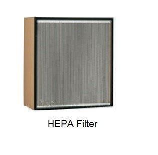 ไส้กรองฝุ่น, ถุงกรองฝุ่น : ไส้กรองฝุ่น, ถุงกรองฝุ่น : HEPA FILTER