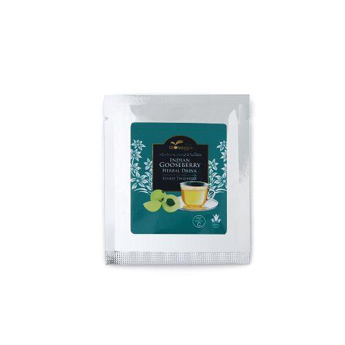 เครื่องดื่มชาสมุนไพร มะขามป้อม #ลดคอเลสเตอรอล x 6 Indian Gooseberry Herbal Drink
