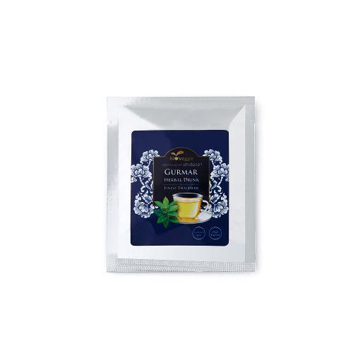 เครื่องดื่มชนิดแห้ง เชียงดา #ลดเบาหวาน x 6 กล่อง Gurmar Herbal Drink x 6 Boxes