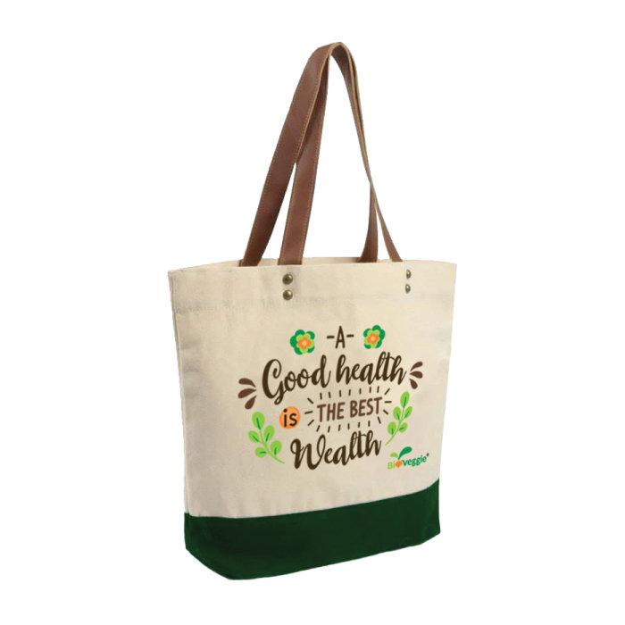 Bioveggie Canvas Bag 2020