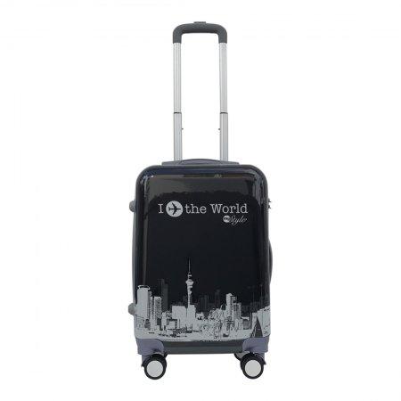 กระเป๋าเดินทาง รุ่น 2155 ขนาด 20นิ้ว (สีดำ)