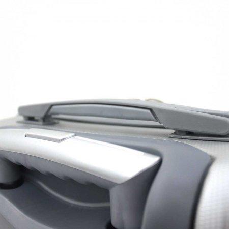 """""""รับสั่งผลิต"""" กระเป๋าเดินทางพรีเมี่ยม ABS สำหรับถือขึ้นเครื่อง ตามแบบ ขนาด 16 นิ้ว"""