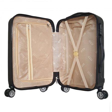 กระเป๋าเดินทาง ขนาด 20 นิ้ว รุ่น Departure (สีดำ)