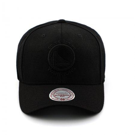 Mitchell & Ness หมวก รุ่น GOLDEN STATE WARRIORS สี BLACK