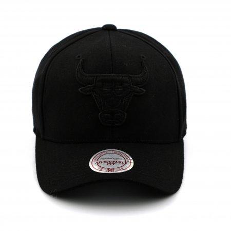 Mitchell & Ness หมวก รุ่น CHICAGO BULLS สี BLACK