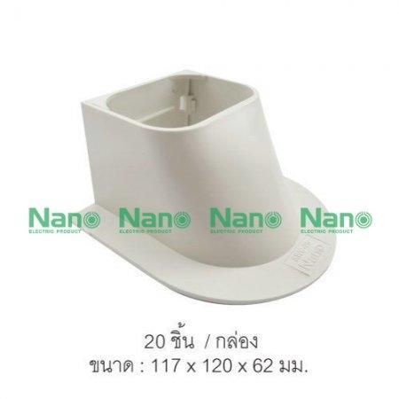 ฝาครอบเพดาน NANO  75 มม. (20 ชิ้น/กล่อง) AWC75