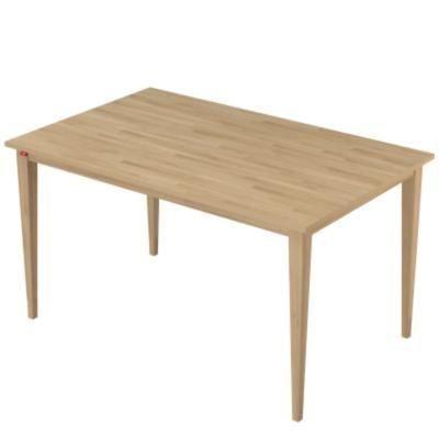 โต๊ะอาหาร Baxic Dining Table Large สี White Wash