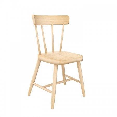 Breeze Dining Chair เก้าอี้รับประทานอาหาร รุ่นบรีซ สีไวท์วอซท