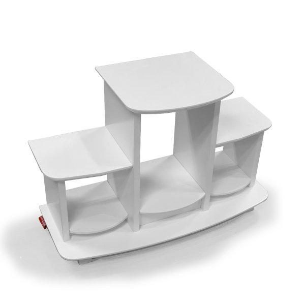 Great Buddha Shelf - หมู่ 3 สี White