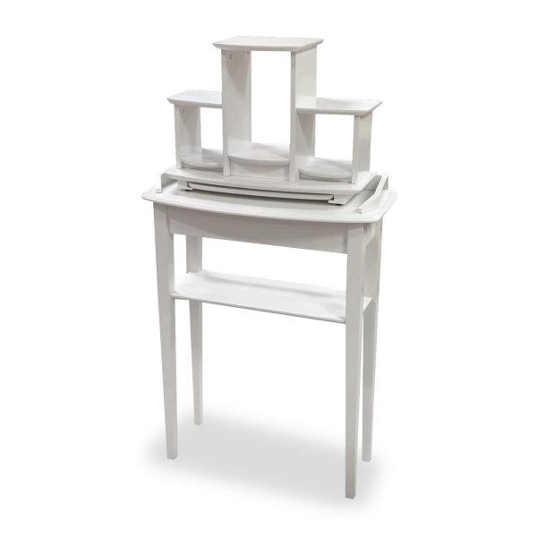 SET Great Buddha Shelf +Great console สีขาว