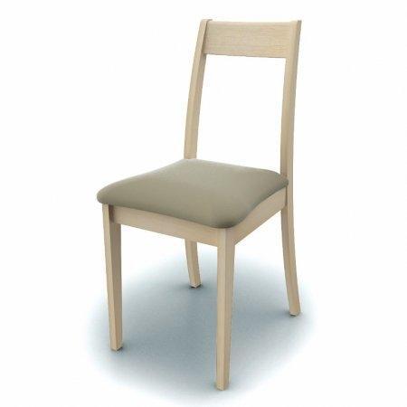 Baxic-Softtouch เก้าอี้ รุ่นเบสิคแบบเบาะนั่งนิ่ม สี White Wash