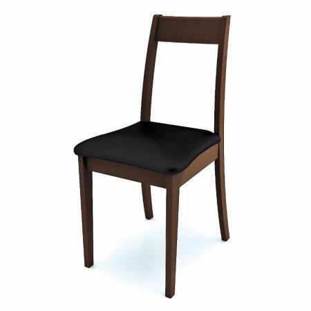 Baxic-Softtouch เก้าอี้ รุ่นเบสิคแบบเบาะนั่งนิ่ม สี Espresso