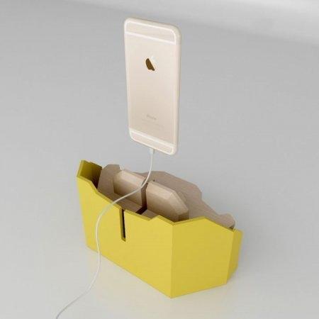 iMelody เครื่องอะคูสติก ขยาย / รับเสียง สี Di Oro Yellow