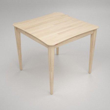 โต๊ะอาหาร Zoro Dining Table Medium สี White Wash