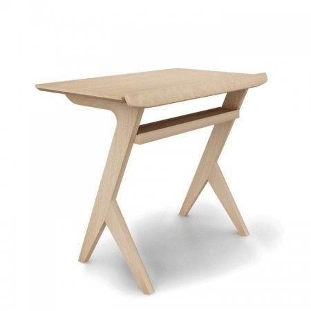 โต๊ะวางโน๊ตบุ๊ค Casual Workstation White wash Color
