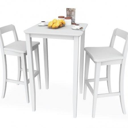 SET Counter Table White 2 ที่นั่ง