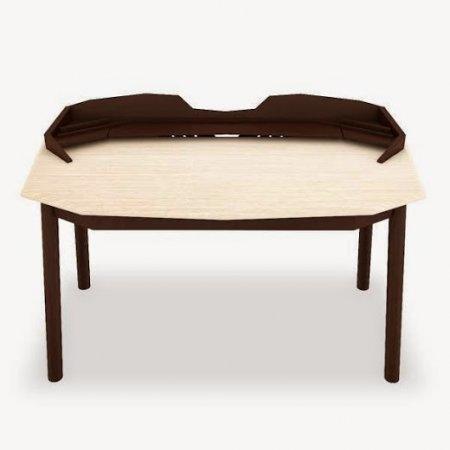 โต๊ะทำงาน Digi Scorpio Espresso Ww Color