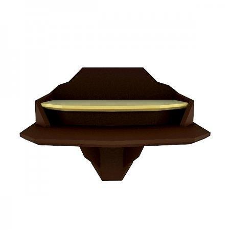 หิ้งบูชาพระ Buddha Space สี Espresso
