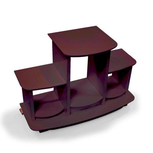 Great Buddha Shelf - หมู่ 3 สี Espresso